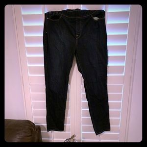 Levi Buttonless Jeans 16